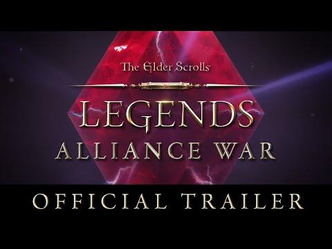 The Elder Scrolls: Legends - Alliance War Trailer thumbnail
