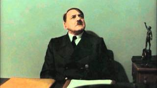 Hitler is informed FinalFantasyHQ passed his year in school