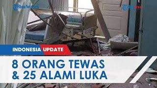 Gempa 6,7 Magnitudo yang Guncang Malang Akibatkan 8 Korban Tewas dan 25 Luka, Ini Daftarnya