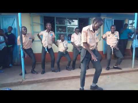Kenya Africa High School Dancers
