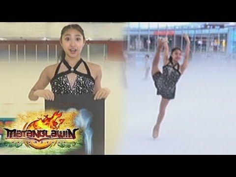 Matanglawin: Filipino ice princess Sofia Guidote
