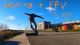 Skate Fpv