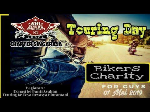 BRI Bikers Community Chapter Singaraja Touring ke II