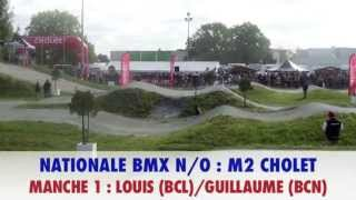 preview picture of video 'NATIONALE N/O M2 CHOLET : LES MINIMES DU 28'