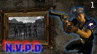 To Protect and Serve! - NVPD   Fallout New Vegas Mods - Part One