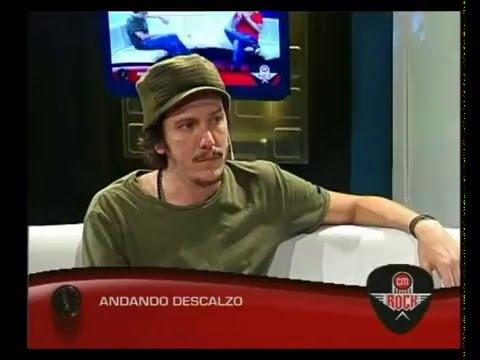 Andando Descalzo video Entrevista CM  - Diciembre 2015