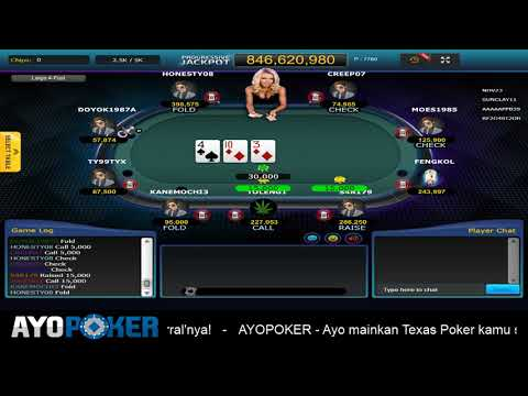Poker Online Terpercaya Texas Poker