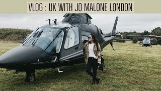 VLOG - DAILYCHERIE : Jo Malone London English Oak