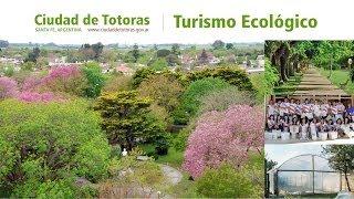 preview picture of video 'Turismo Eocológico en Totoras Santa fe - Argentina'