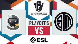 TSM vs. Spacestation Gaming – Six Invitational 2020 – Playoffs – Day 7