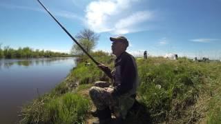 Река Клязьма (во Владимире), место - Букля. Мой первый судачОК ...
