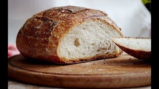 Хлеб на дрожжах - Домашний хлеб| Просто вкусно