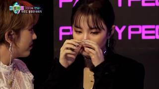 """[JYP's Party People] Ep 5_Lee Hi cries after singing """"Breathe"""""""
