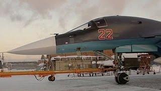 Су-34 для ВКС России: госзаказ до 2020 года