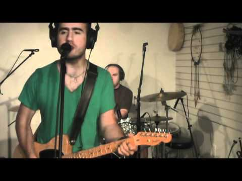 Chris Degnore & The Black Drops - Damaged Goods(pre-album session)