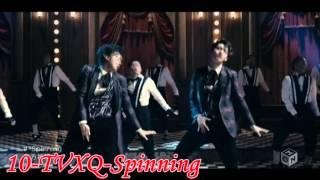 My Top 25 favourite Korean J-POP Songs of 2014!