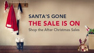 Day After Christmas Sales Live Stream - Tonight @ 7 PM E.S.T