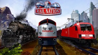 Rail Nation – видео обзор