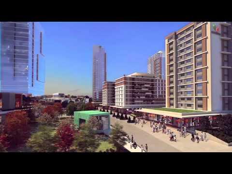 Nurol Park Güneşli Videosu