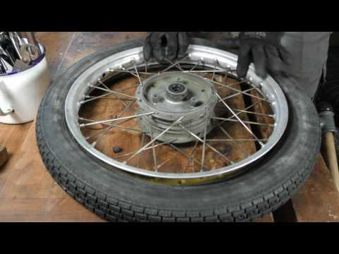 Der Reifenwechsel - Tipps & Tricks - Simson Tutorial