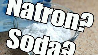 Natron und Soda - DAS sind die feinen Unterschiede - Ein für alle Mal erklärt