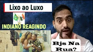 INDIANO REAGINDO || MC Magal   Do Lixo Ao Luxo (GR6 Filmes) DJ Pedro