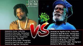 Lucky Dube Burning Spear Greatest Hits – Best Reggae Songs Of All Time