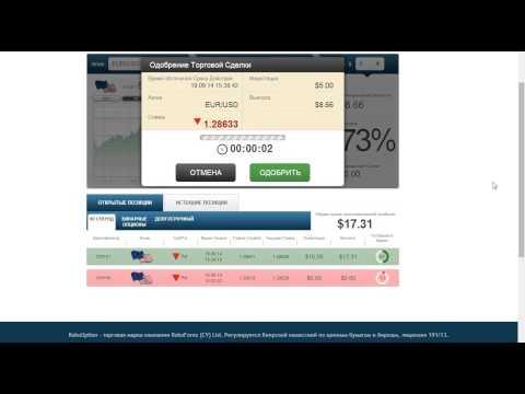 Торговать бинарными опционами видео