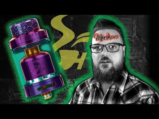 MikeVapes Rebirth RTA by Hellvape Lets look at it!