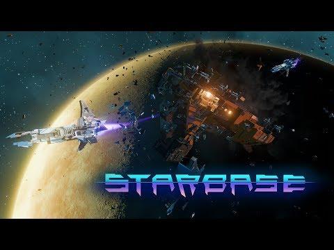 Trailer d'annonce de Starbase