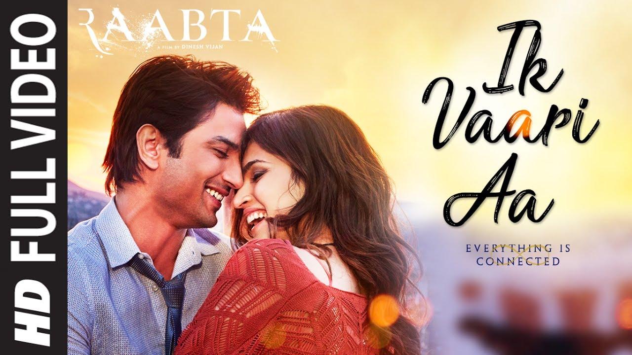 Ik Vaari Aa Lyrics / Raabta / Arijit Singh / SSR