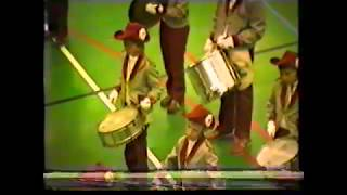 ViJoS Drum-en Showband concours Nuenen 1987