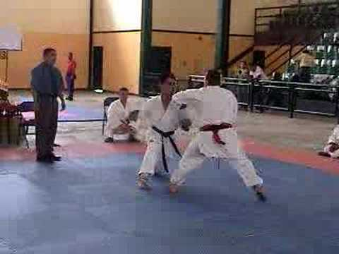 Watch video Sindrome de Down en Kumite