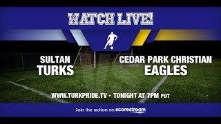 17-18 Lady Turks Soccer vs Cedar Park Christian!