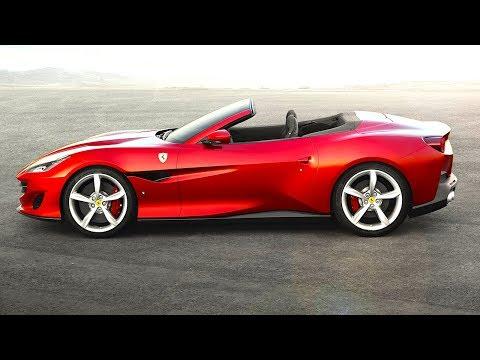 2018 Ferrari Portofino World Premiere Replaces Ferrari California T New Ferrari Portofino V8 GT 2018