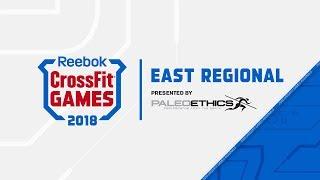 2018 East Regional - Day 1