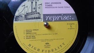 Eric Johnson - Tones (1986 - vinyl / LP - Japan press - Full album)