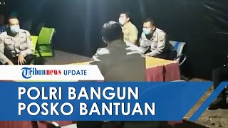 Bantu Identifikasi Prajurit TNI Korban KRI Nanggala 402, Polri Bangun Posko Bantuan