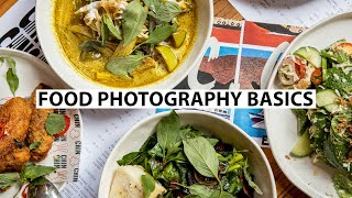 6 Tips For Restaurant FOOD PHOTOGRAPHY