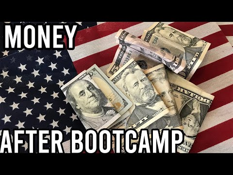 Military Money  How Much  Money Do You Make After Bootcamp/Basic Training   Army   2019/2020