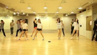 KARA(카라)-맘마미아(Mamma Mia)안무연습 영상(Dance practice)