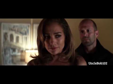 New Jennifer Lopez strips for Jason Statham   Movie Parker HOT Scene