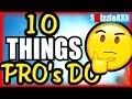 10 THINGS GOOD PLAYERS DO IN ZOMBIES - Are YOU A Smart Zombies Player? (...