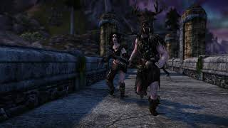 These Forsworn are getting know where fast - Skyrim Meets mods