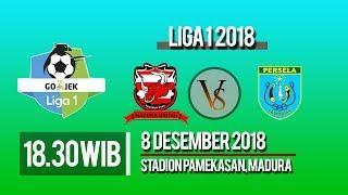 Live Streaming Pertandingan Madura United Vs Persela Lamongan, Sabtu Pukul 18.30 WIB