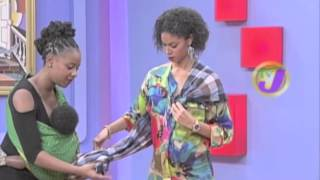 Baby Slings Designed By Empress Baby Slings & Ting: Interview By Yendi Phillips
