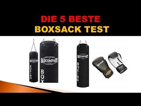 Beste Boxsack Test 2019