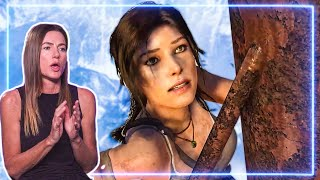 Survival Expert REACTS to Tomb Raider | Experts React