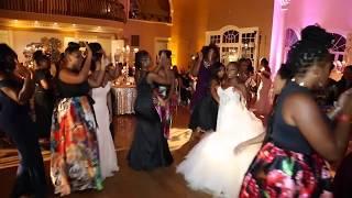 Alpha Kappa Alpha Wedding Stroll