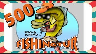Programa Fishingtur na TV 500 - Especial